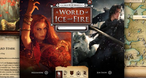 George R. R. Martin's A World of Ice and Fire – A Game of Thrones Guide 1.0: The app to go with the cult