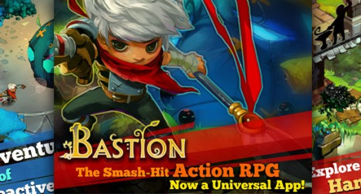 Bastion 1.1: Action-RPG as Universal App