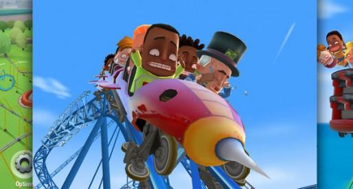 Coaster Crazy 1.0: Rollercoaster plus nitroglycerin