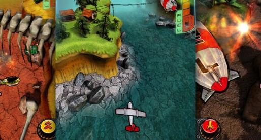Jet Raiders 1.0: Thrilling arcade shooter