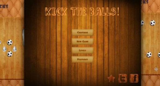 KickTheBalls! 1.0: It's not as easy as you may think!