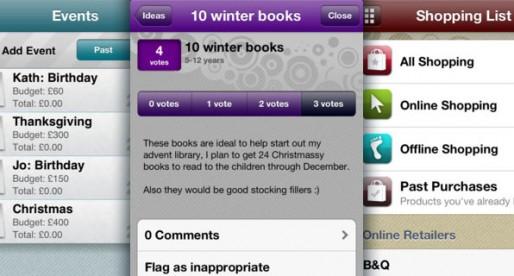 No More Socks 2.2: Christmas Shopping List
