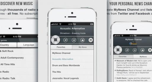 OneTuner Pro 1.5: Online-Radio hören