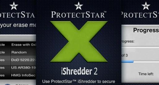 iShredder Standard 2.0.2: Delete all private data