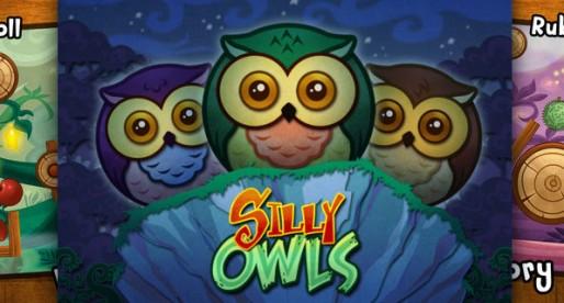Silly Owls 1.1.0: Three owls, three games