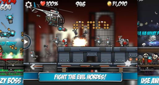 Storm the Train 1.0.2: Zombie war on a train