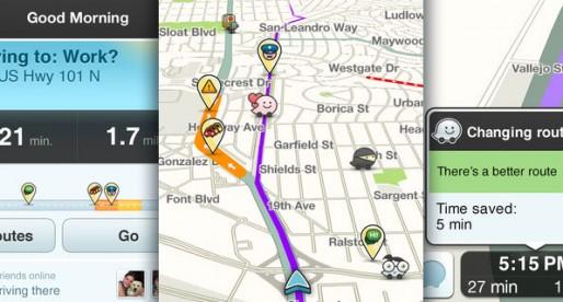 Waze 3.5.1: Social traffic on the road!