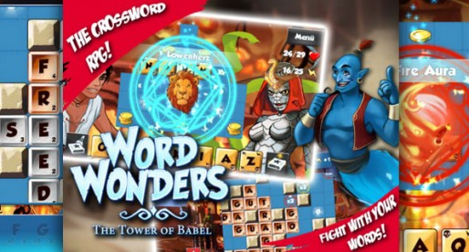 Word Wonders 1.1.0: When words turn into weapons!
