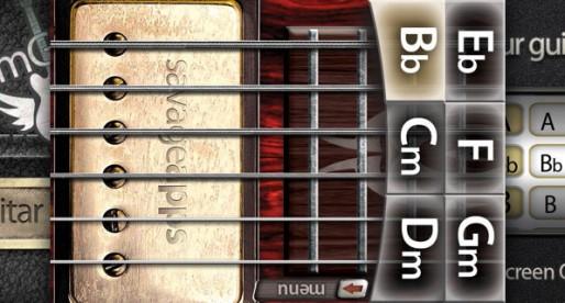 iAmGuitar 1.2: Let's do a jam session