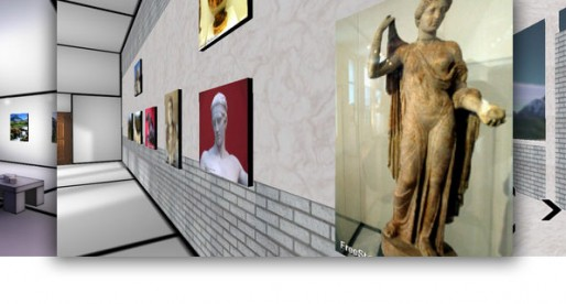 3D Gallery 4.6: Your favorite pictures on a virtual wall