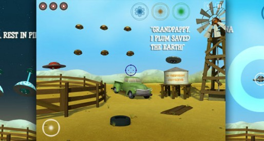 Alien Patrol 1.0: Invasion from outer space