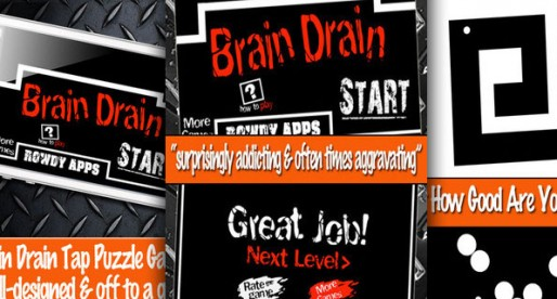 Brain Drain Tap Puzzle Game 1.1: Hurry up!