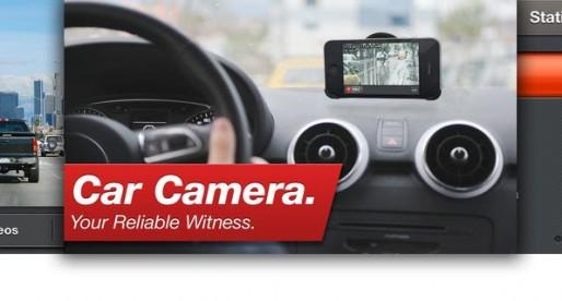 Car Camera DVR 1.0.3: Video protocol for the car