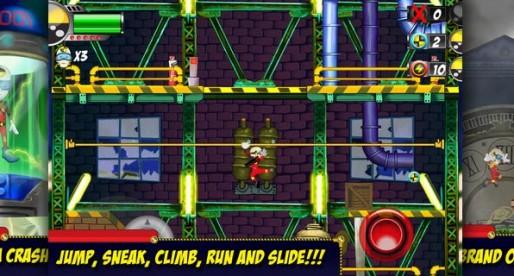 Crash Dummy 1.0: Jump & Run at its best