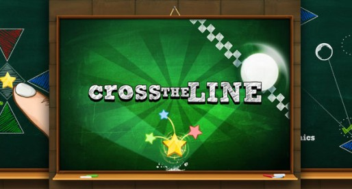 Cross the Line 1.0: Do you have what it takes to cross the line?