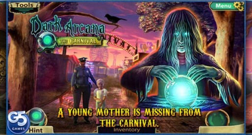 Dark Arcana: The Carnival 1.0: Something is not right at the carnival