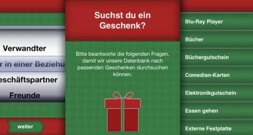 (Deutsch) Geschenke Ratgeber