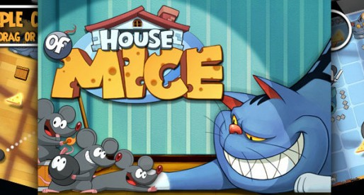 House of Mice 1.0.4: Who can catch the cheese?