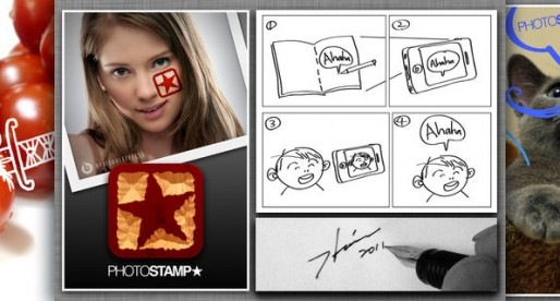 PhotoStamps 1.3: Puts the fun factor into photo editing
