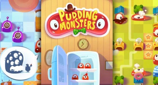 Pudding Monsters 1.0: Zeptolab's latest monsters