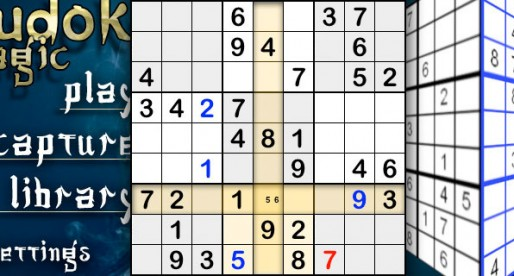 Sudoku Magic 2.3.3: Putting the numbers back on track