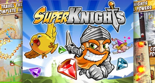 Super Knights 1.10: Superheroes in the Middle Ages