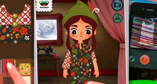 Toca Tailor Fairy Tales 1.0: New outfits for the elves