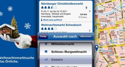 (Deutsch) Weihnachtsmarkt-Suche