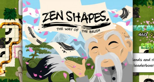 Zen Shapes 1.0.3: Puzzle fun by dreamfab