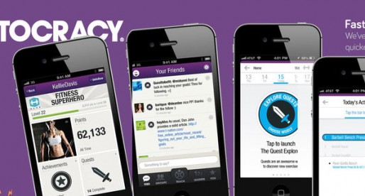 Fitocracy  1.4.1: Fitness – accept the challenge!