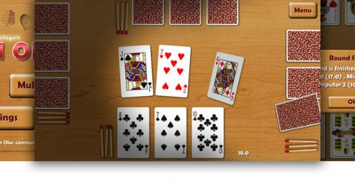 Hosn Obe – 31 1.0: Let's play cards!