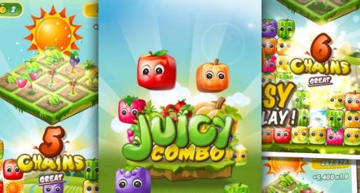 Juicy Combo 1.3: Let's plant a garden