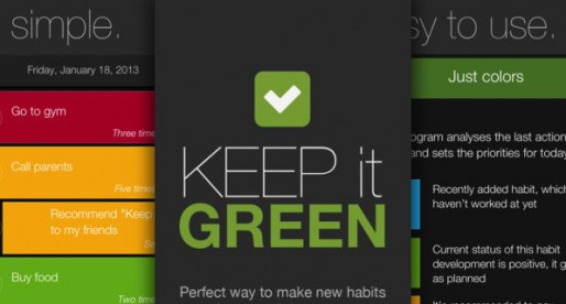 Keep It Green 1.2: Better time management – without appointments