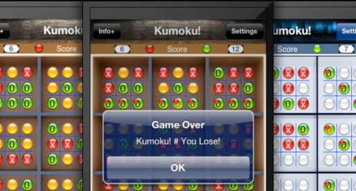 Kumoku! 1.1: TicTacToe meets Sudoku