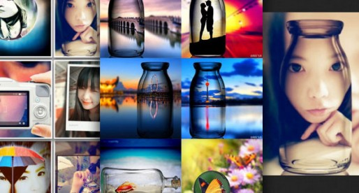 PIP Camera 1.2.1: The photo-in-photo effect