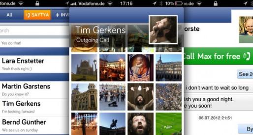 SAYTYA Caller – Facebook Edition 1.1: Calls to Facebook friends