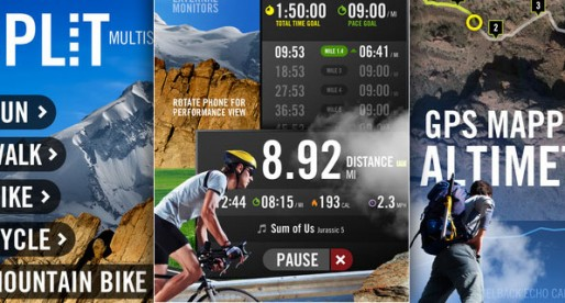 SPLIT: Multisport GPS 1.2: I am exercising – what about you?
