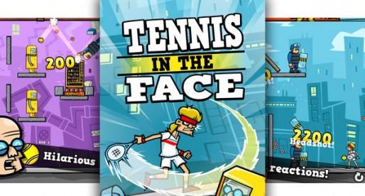 Tennis in the Face 1.0.3: A dangerous match