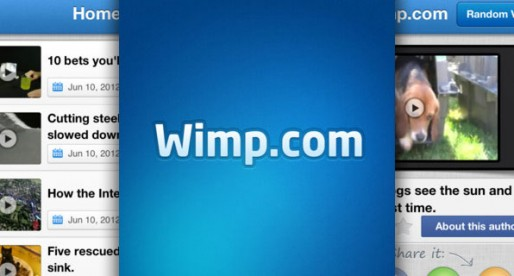 Wimp.com 2.2: Family-friendly online videos