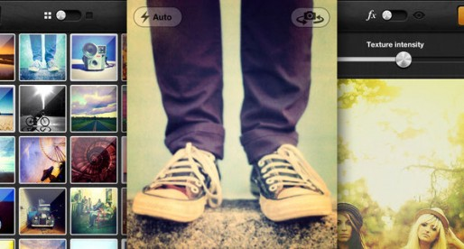 Wood Camera 2.0: Photos with a vintage look