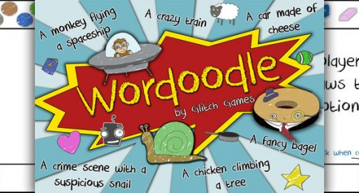 Wordoodle 1.0: Chinese Whispers with pictures