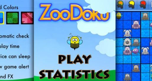 Zoodoku 1.0: Sudoku with animals