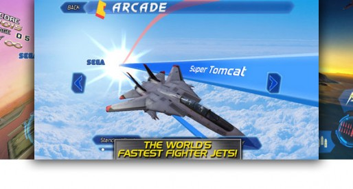 After Burner Climax 1.0: 20 action packed missions