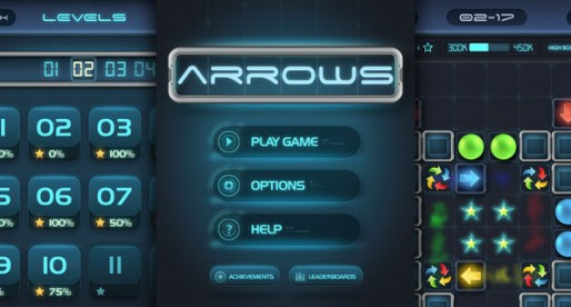 Arrows XD 1.2.1: It is all a question of the right direction