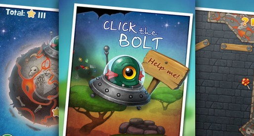 Click the Bolt 1.2: Alien in search of fuel