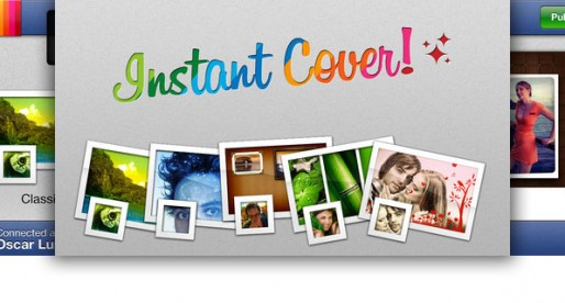 Instant Cover 1.1.0: Cover pictures for Facebook