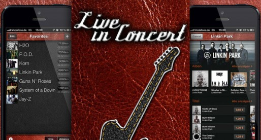 Live in Concert 1.0: When and where is my favorite band performing?
