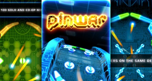 PinWar 1.10: The big pinball duel