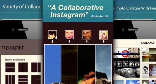 Pixplit 1.7: Creative photo collages