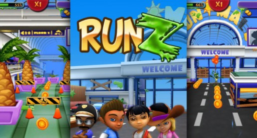 RunZ 1.0: The zombies are on the loose!